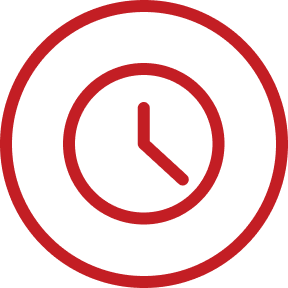 accompanied photo of clock (C)